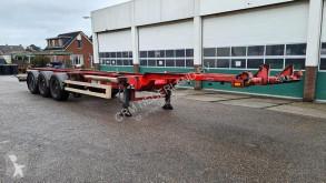 Naczepa Van Hool 3B0070 Container chassis do transportu kontenerów używana