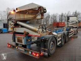 Semi remorque Steelbro Nvc44h Side Loader porte containers occasion