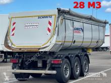 Semirremolque volquete Schmitz Cargobull Kipper Stahlrundmulde Thermomulde 28m³