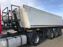 Semi reboque basculante Schmitz Cargobull SKI SKI 24 SL06-7.2 Alu Kipper Alukastenmulde