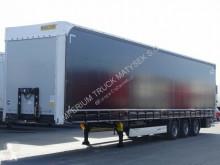 Semitrailer Wielton CURTAINSIDER/MEGA /BDE/LOW DECK/MOVING POSTS flexibla skjutbara sidoväggar begagnad