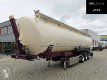 Spitzer food tanker semi-trailer