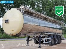 Semitrailer Feldbinder TSA32.3 Food / Tank Heating / 32.000 Liter / Ground-Access tank livsmedel begagnad