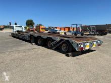 Diebolt semi-trailer used heavy equipment transport