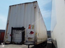 Semirimorchio furgone trasporto capi appesi Kögel FOURGON 3 ESSIEUX MEGA PORTE VETEMENT