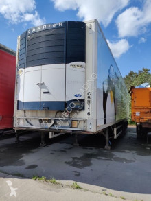Trailer Montracon Frigo trailer tweedehands koelwagen mono temperatuur