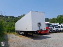 Semirremolque furgón caja polyfond Fruehauf 3 ESSIEUX