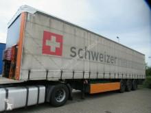 Berger半挂车 Gardine mit Heckverbreiterung 3 m, Warntafeln 侧边滑动门(厢式货车) 二手