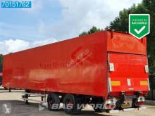 Semirimorchio furgone Groenewegen DRO-14-18 B Lenkachse Ladebordwand (LBW)