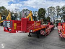 Semi reboque Lider LDR4A porta máquinas novo