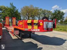 Naczepa Lider LDR3A do transportu sprzętów ciężkich nowe