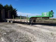 ACTM heavy equipment transport semi-trailer E55315