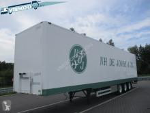 Semirremolque furgón Van Eck PT-3LN Rollenbaantrailer