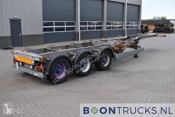 Semirremolque portacontenedores Schmitz Cargobull SCF 24 G | 2x20-30-40ft HC * AUSZIEHBARES HECK