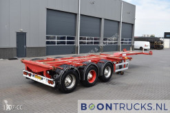 Trailer Nooteboom FT-43-03V | 2x20-30-40-45ft HC * DISC BRAKES * LIFTAXLE tweedehands containersysteem