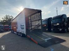 Semiremorca transport utilaje Fliegl Heftruck - TOP CONDITION - GERMAN