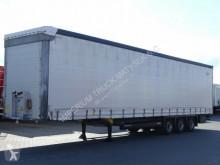 Semirremolque lona corredera (tautliner) Schmitz Cargobull CURTAINSIDER /MEGA/ LIFTED AXLE/LOW DECK