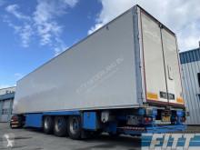 Naczepa Lamberet koel/vries trailer, dubb verdamper, tussenschot, ov klep chłodnia z regulowaną temperaturą używana