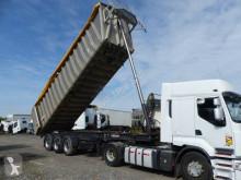 Naczepa Trailor wywrotka do transportu zbóż używana