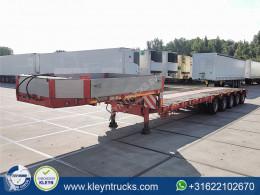 Semirimorchio trasporto macchinari Goldhofer STZ-L5-55/80 5 x steer 2x extend.