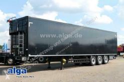 Semirremolque fondo móvil Schwarzmüller J-Serie, 92m³, Alu-Chassis, SAF-Achsen, Funk
