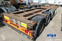 Semirremolque chasis Kögel SWCT 24, 20/30/40/45 Fuß Container, Luftfederung