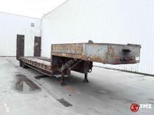 Semitrailer Nicolas Oplegger lames maskinbärare begagnad
