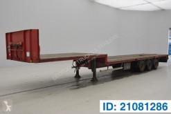 Semi remorque porte engins Desot Low bed trailer