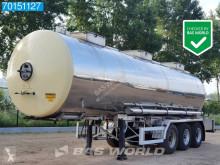 Semitrailer tank livsmedel Magyar SR3MEB Lebensmittel Isoliert Heizung 1 comp. 26.000 Liter