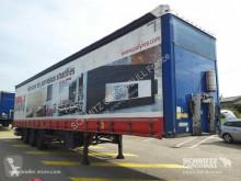 Semitrailer skjutbara ridåer (flexibla skjutbara sidoväggar) Schmitz Cargobull Semitrailer Curtainsider Standard Hayon