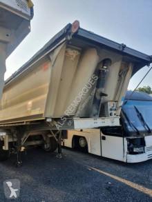 Benalu construction dump semi-trailer 3 essieux dont 1 relevable
