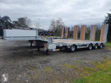 Návěs nosič strojů Faymonville 1+3 essieux stock!