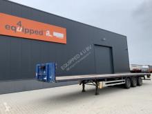 Naczepa Pacton platform, SAF/Intradisc, NL trailer, MOT 22/3/2022 platforma używana