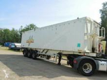 Samro tipper semi-trailer AluKipper/Stahlschassi *ca. 58 kubik*