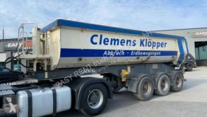 Naczepa Carnehl CHKS/HH Chassis riss Rahmen defekt wywrotka używana