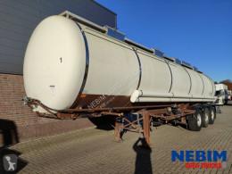 LAG tanker semi-trailer O-3-40CL - 4 COMP - 35.000LTR