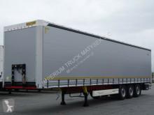 Semitrailer Wielton CURTAINSIDER/STANDARD / COILUMLD-9M /LIFTED AXLE flexibla skjutbara sidoväggar begagnad
