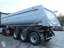 Semitrailer Meiller MHPS44 3-N Stahl Bj. 2021 2 x vorh. flak begagnad