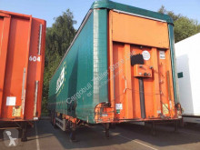 Sættevogn Benalu Semitrailer Curtainsider Mega glidende gardiner brugt
