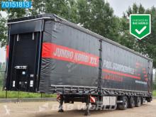 Meusburger MPS-3 Mega Liftachse Verbreiterbar Hubdach semi-trailer used tautliner