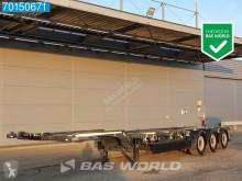 Semitrailer Kögel S24-2 2x20-1x30-1x40ft Liftachse Extendable Ausziehbar containertransport begagnad