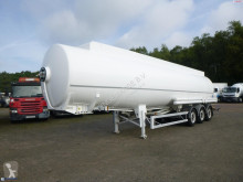 Magyar tanker semi-trailer Fuel tank alu 43.2 m3 / 8 com + counter
