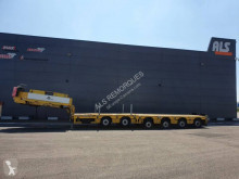 Semi remorque porte engins Faymonville 6 essieux extensible