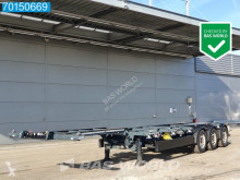 Semi remorque porte containers Kögel S24-2 2x20-1x30-1x40ft Liftachse Extendable Ausziehbar