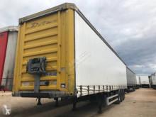 Fruehauf tautliner semi-trailer BN 492 GX