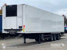 Félpótkocsi Schmitz Cargobull Tiefkühler Multitemp Trennwand Ladebordwand használt izoterm