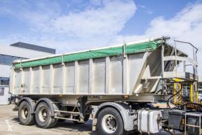 General Trailers tipper semi-trailer GENERAL TRAILOR -ALU-2 x BLAD/RESSORT/SPRING