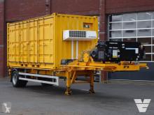 Semirimorchio Dapa 20FT frigo container - Thermoking V700 Max/SG300 - Air suspension portacontainers usato