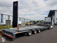 Semirimorchio trasporto macchinari Lintrailers Lintrailer 3LSDU-18-30 / Teleskop / Rungen