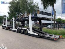 Camion remorque porte voitures Lohr Eurolohr EURO 5, Lohr, Eurolohr, Combi